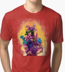 i hate fairyland Tri-blend T-Shirt