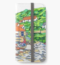 Cadgwith Harbour iPhone Wallet