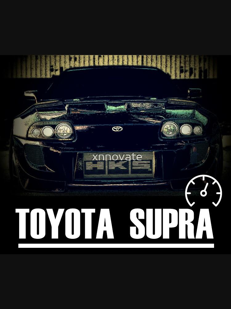 Toyota Supra 01 by xnnovate