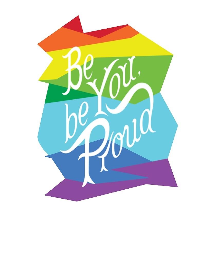 be you be proud by redjohn1995