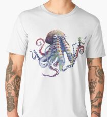 Octopus Men's Premium T-Shirt