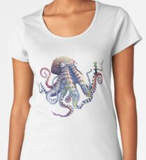 Octopus Women's Premium T-Shirt