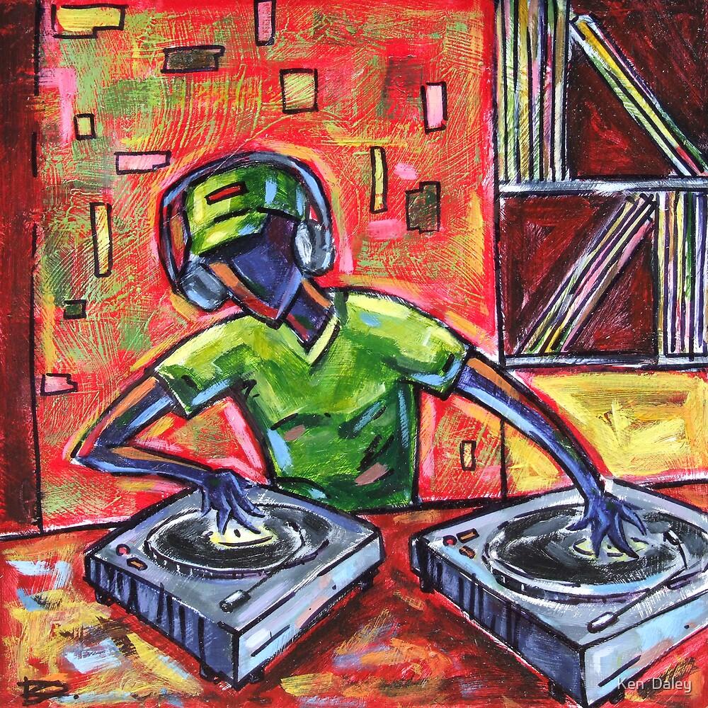 Spinnin' by Ken  Daley