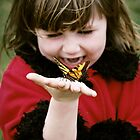 Caught a Butterfly by Erin-Louise Hickson