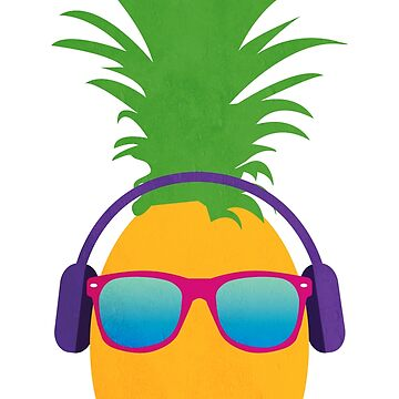 Cool Pineapple by indigoflame