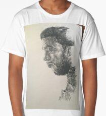 BlACK PANTHER!! Long T-Shirt