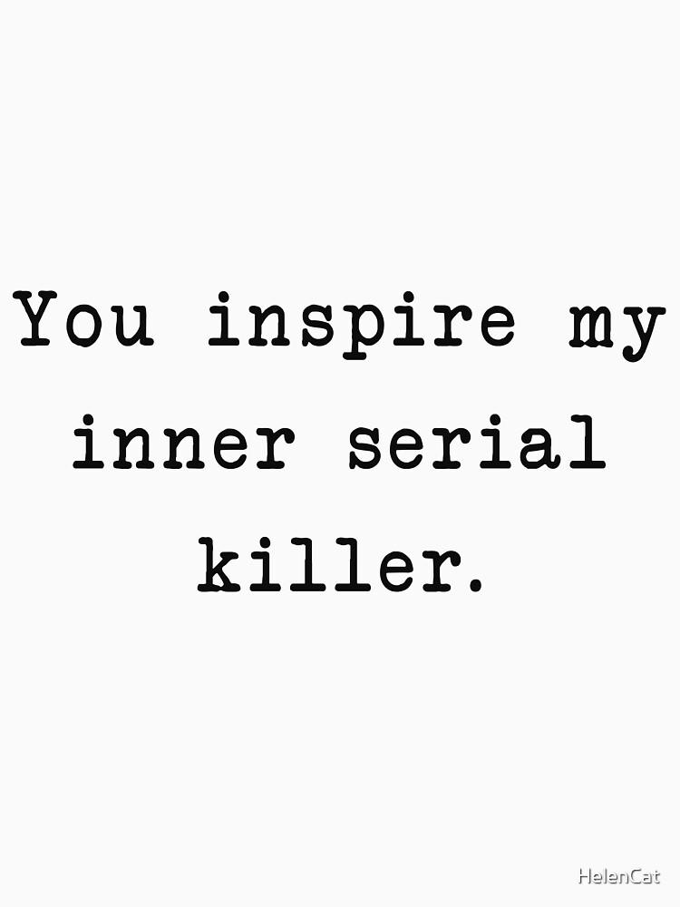 serial killer by HelenCat