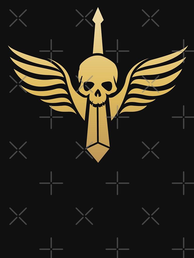 Dark Angels Gold by pixeptional