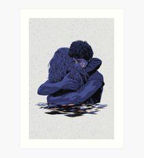 i melt with you Art Print