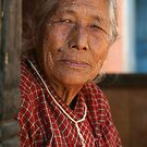 Old Woman by David Reid