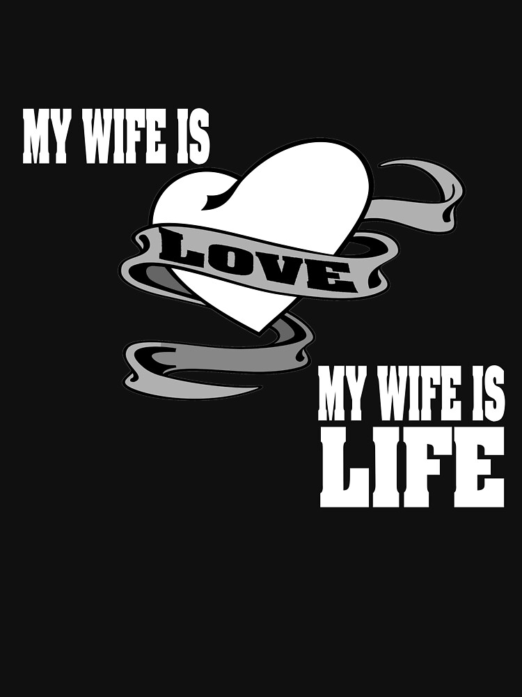 My wife is love by Droovinci