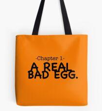 Real Bad Egg Design Tote Bag
