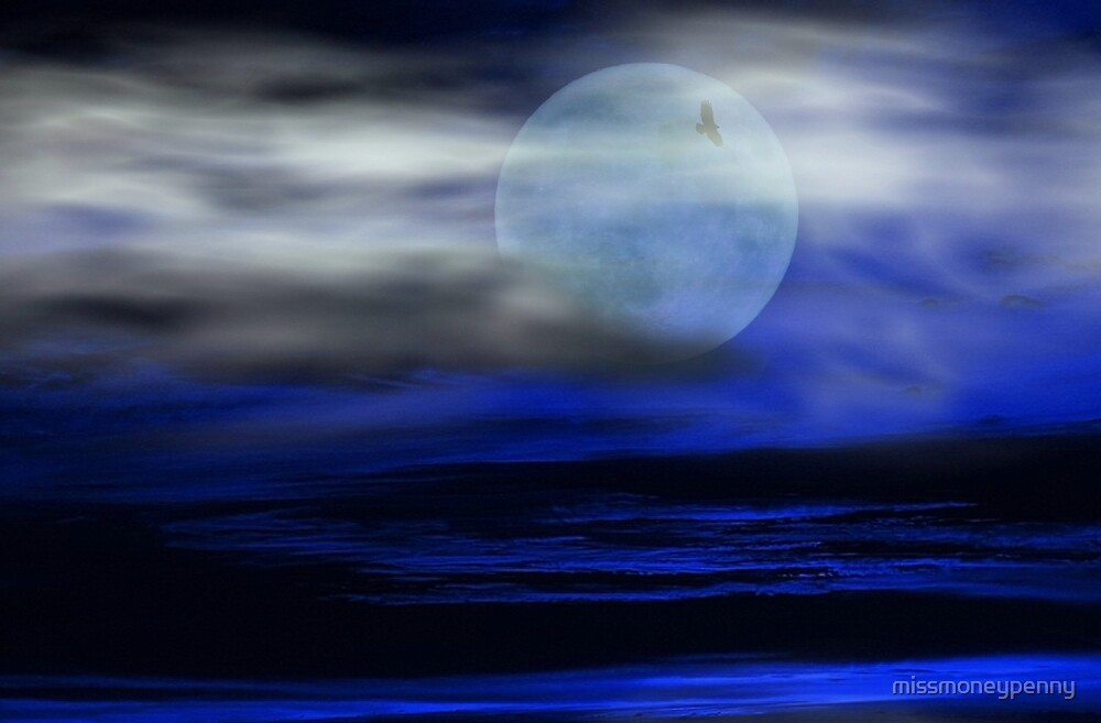 Ocean blues by missmoneypenny
