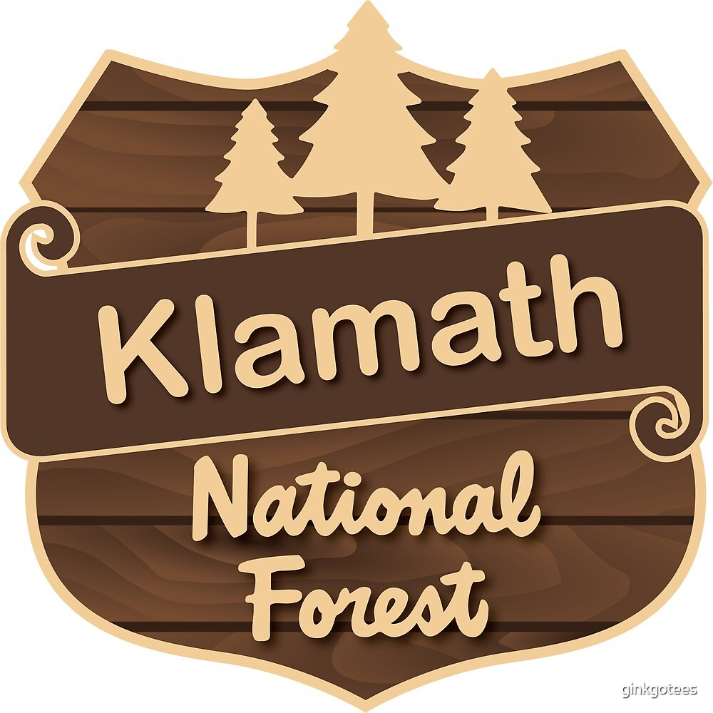 Klamath National Forest by ginkgotees