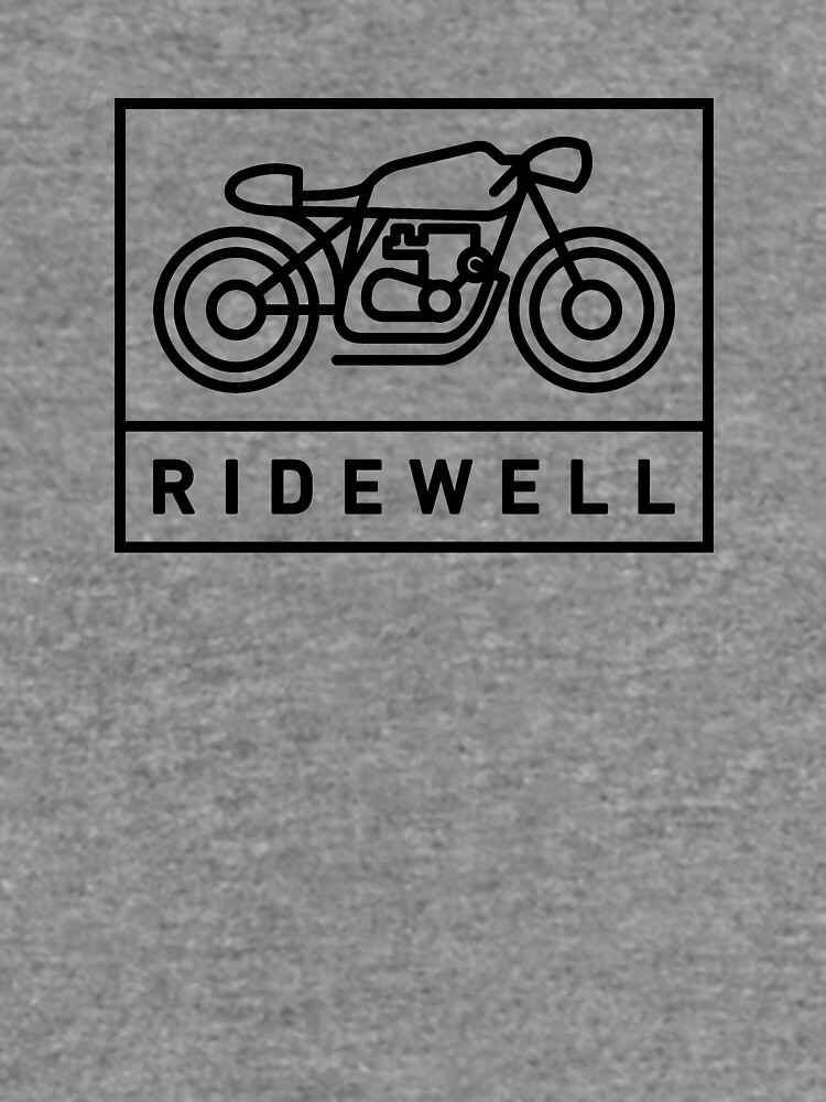 RIDEWELL Logo - Black by ridewell
