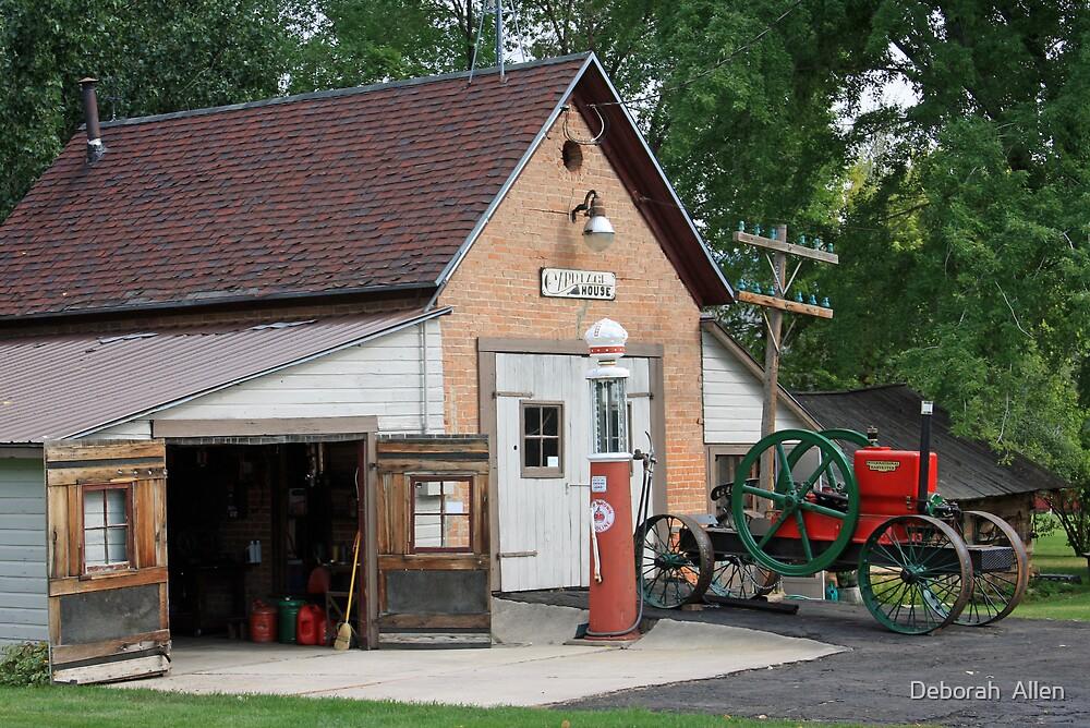 Carriage House in Huntsville by Deborah  Allen