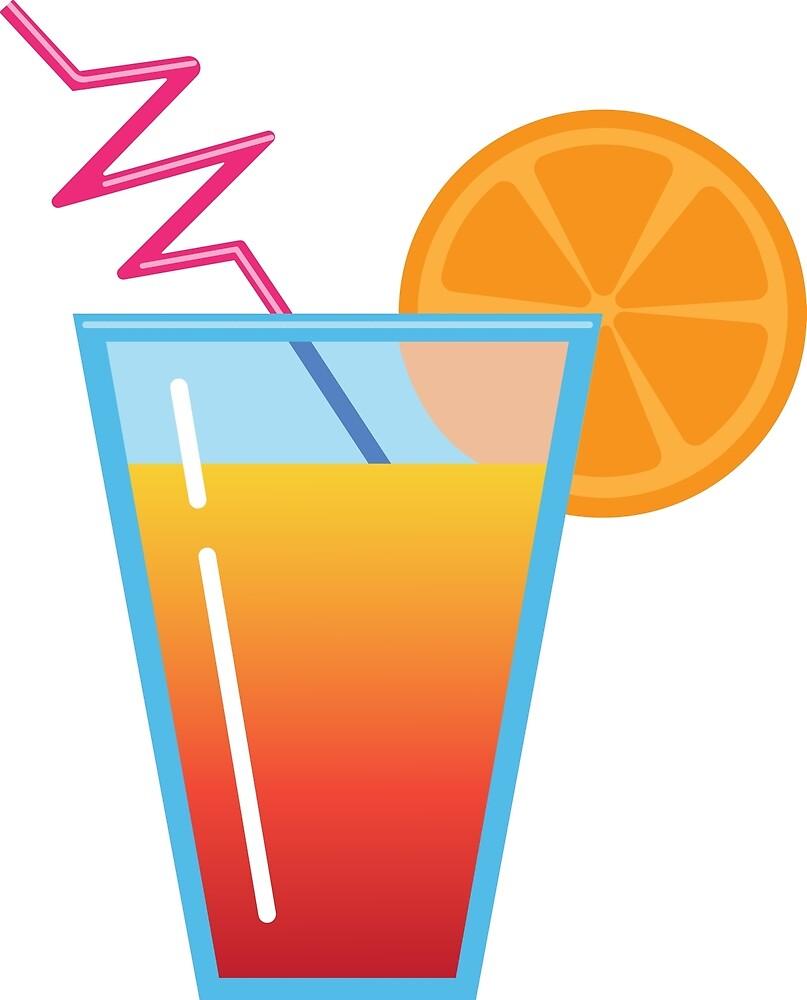 Orange Juice by sawdust07