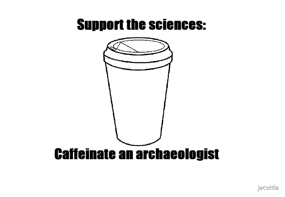 Support the Sciences- To-Go Cup by jecottle