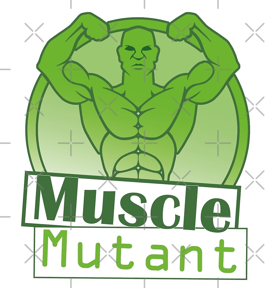 Muscle Mutant by PhotoIllusions