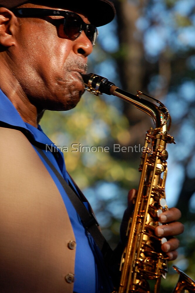 Sonny Gets Blue by Nina Simone Bentley