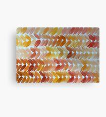 Warm Knit Canvas Print
