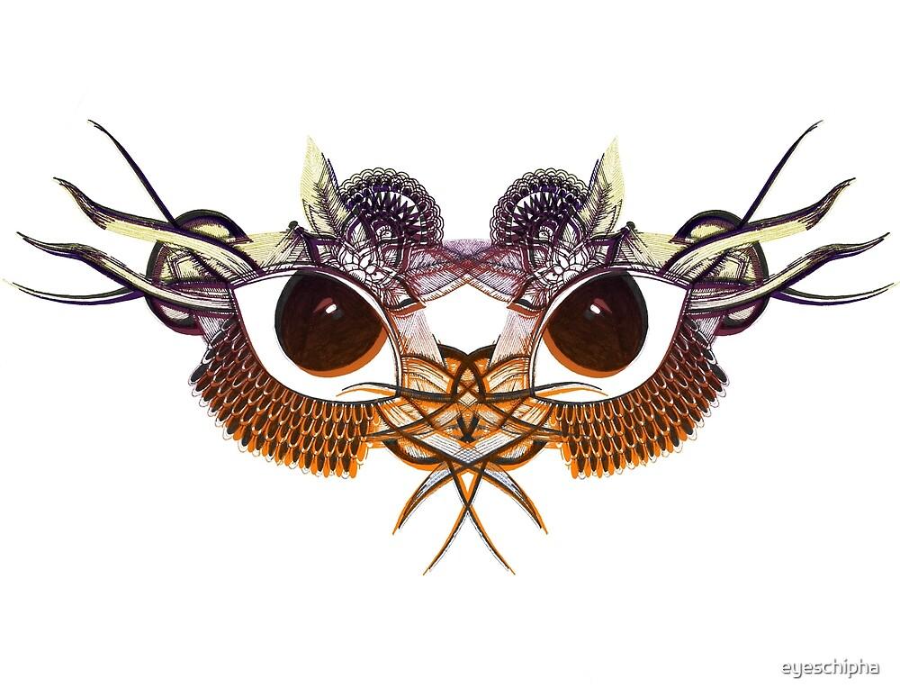Cats Eye by eyeschipha