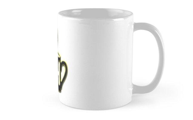 Double Monogram - OH - Coffee Cups by Studio-CFNW11
