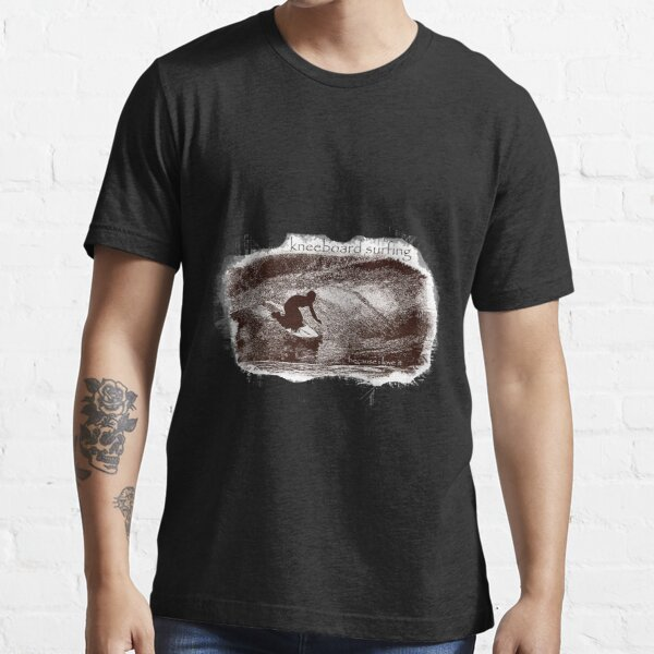Kneeboard Surfing  Essential T-Shirt