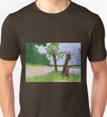 Smilodontodactylus branaghi Unisex T-Shirt