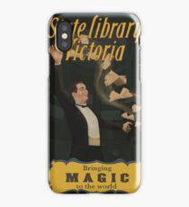 Bringing magic to the world  iPhone Case/Skin