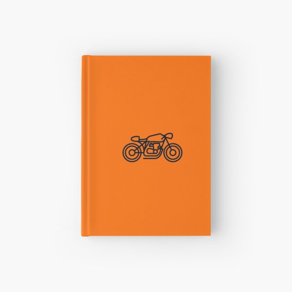 RIDEWELL Moto Logo - The Little Rat Hardcover Journal