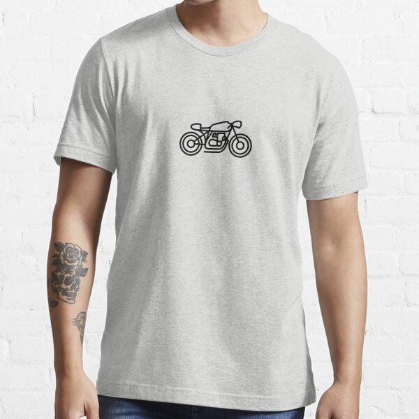 RIDEWELL Moto Logo - The Little Rat Essential T-Shirt
