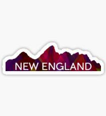 Mountain Life - New England Sticker