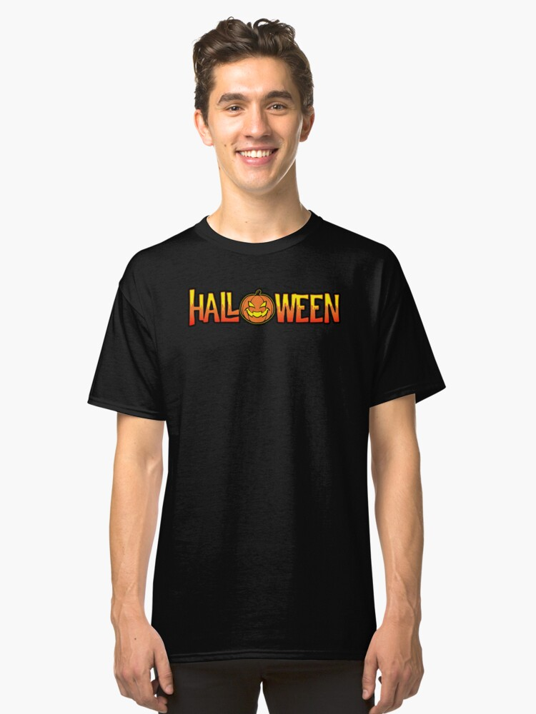 Halloween Classic T-Shirt Front