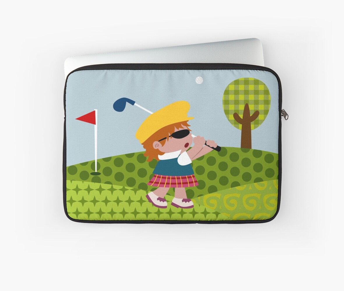 Golf by Sonia Pascual