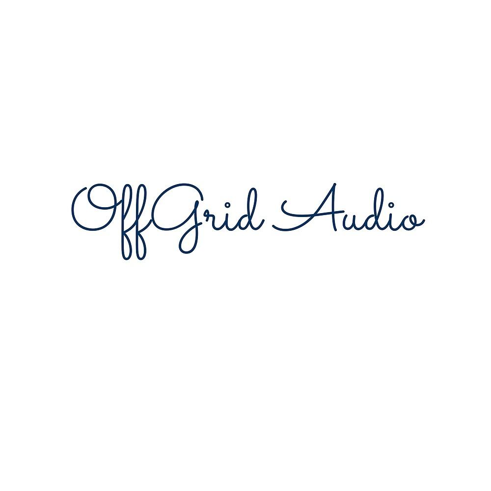 OffGrid Audio Logo by offgridaudio