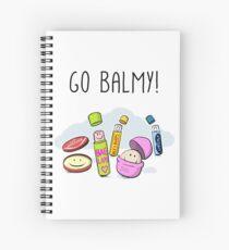 Go Balmy! Spiral Notebook