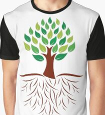 Graphic Tree Tee Graphic T-Shirt