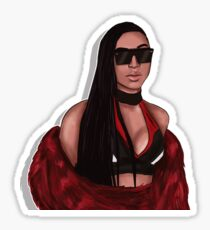 Normani Kordei Sticker