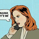 Pop Scully by Sarah  Mac Illustration