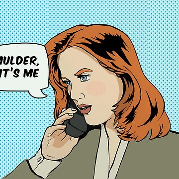 Pop Scully by Artsez