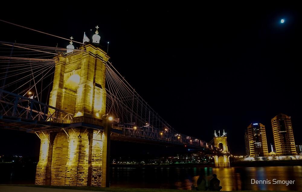 Cincinnati Shines  by Dennis Smoyer