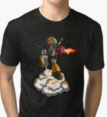 Mega Fett Tri-blend T-Shirt