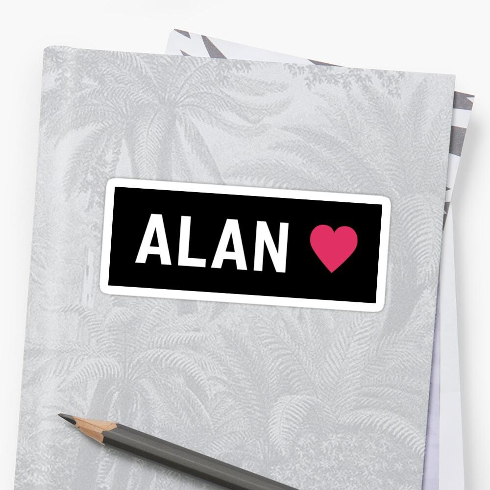 Alan by love2