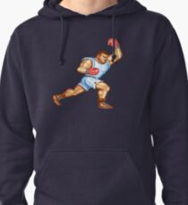 BALROG ATTACKS Pullover Hoodie