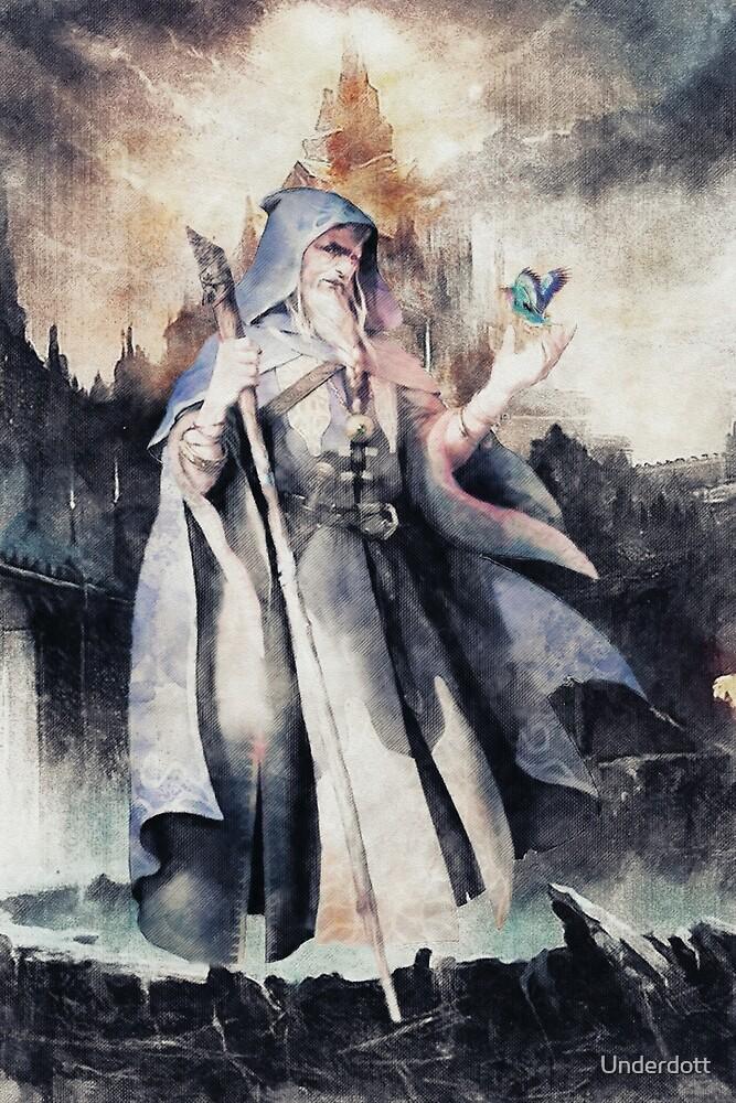 The Wizard by Underdott