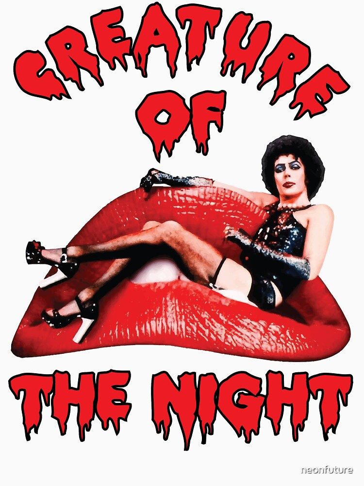 Rocky Horror Picture Show Creature Of The Night by neonfuture