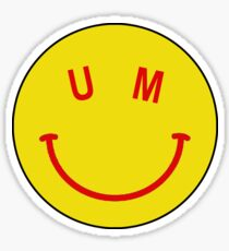 Maryland-Smiley Sticker