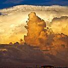 Cloudy Sunrise by dcdigital