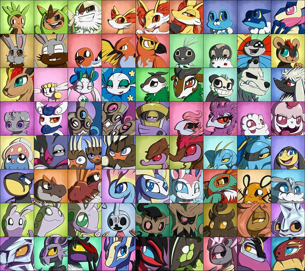 Portraits Of Kalos by Spino
